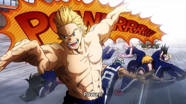Do you think Mirio Togata is more deserving of One For All