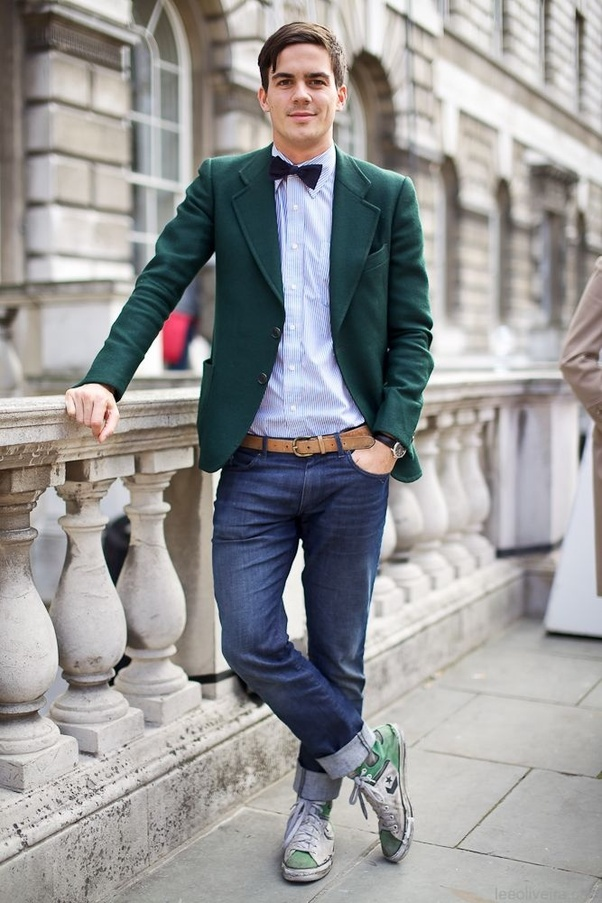 Do Olive Green Shoes Match With Grey Shirt And Blue Jeans Quora