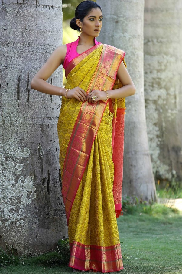 Where Can We Find Good Quality Silk Sarees Online Quora