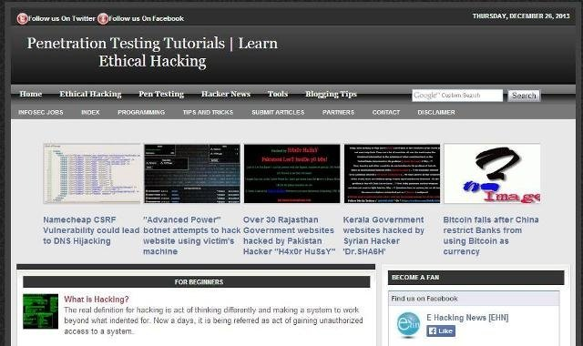 What are some best resource for learning ethical hacking except
