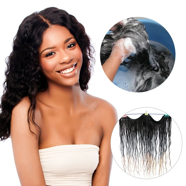 How To Wash Your Virgin Hair Weave Quora