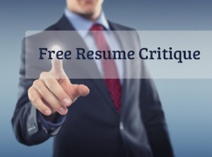 Where is the best place online to get resume critiques Quora
