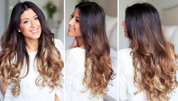 What are the hairstyles for really long hair? - Quora