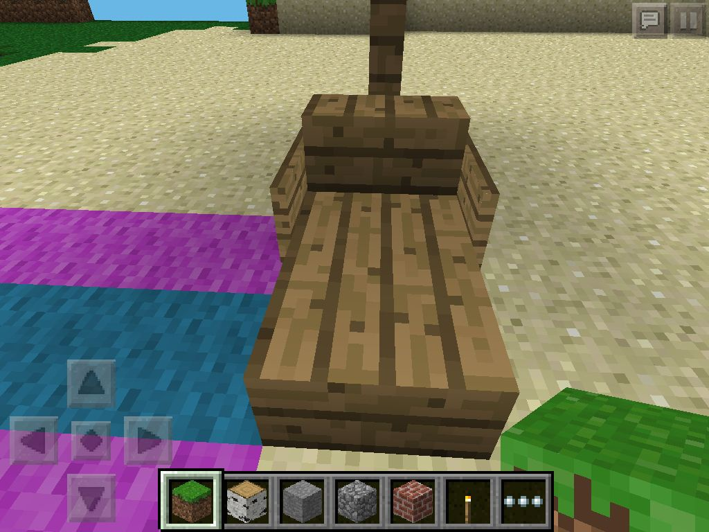 How to make a chair in Minecraft - Quora