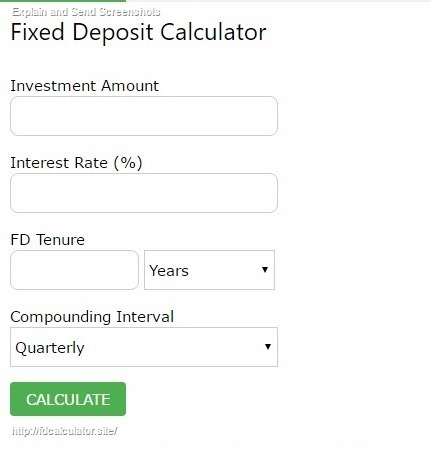 If you want to withdraw money from a fixed deposit can you do it to know more about how you should invest your capital and manage the fund refer our investment section and to learn about fixed deposit check the link yelopaper Choice Image