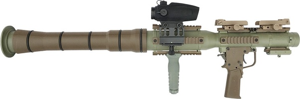 Are rocket propelled grenades (RPG's) legal in the US? - Quora