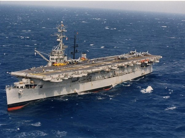What happens to old aircraft carriers? - Quora Spanish Aircraft Carrier Dedalo