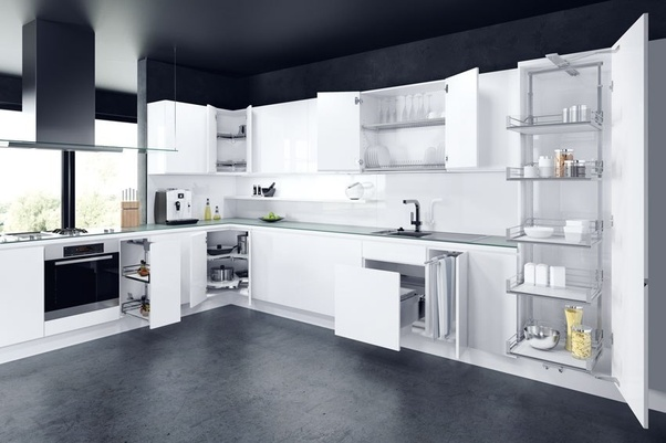 How to make modular kitchen in India - Quora