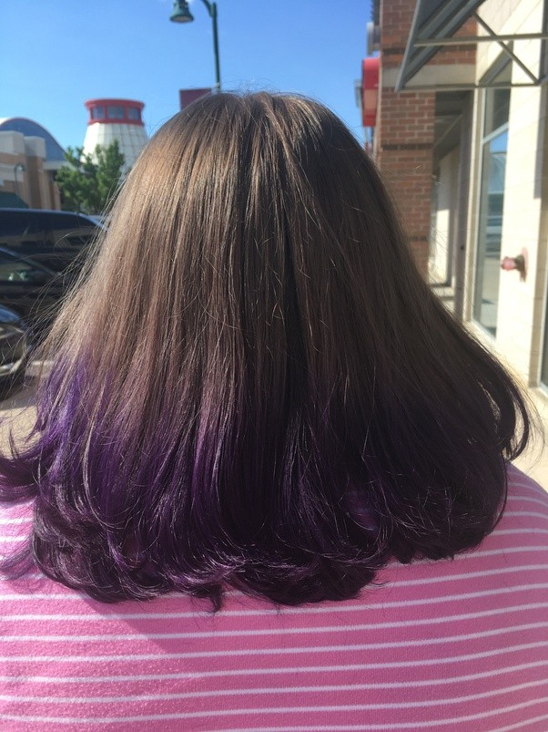 Why Did You Choose To Dye Your Hair Purple Quora