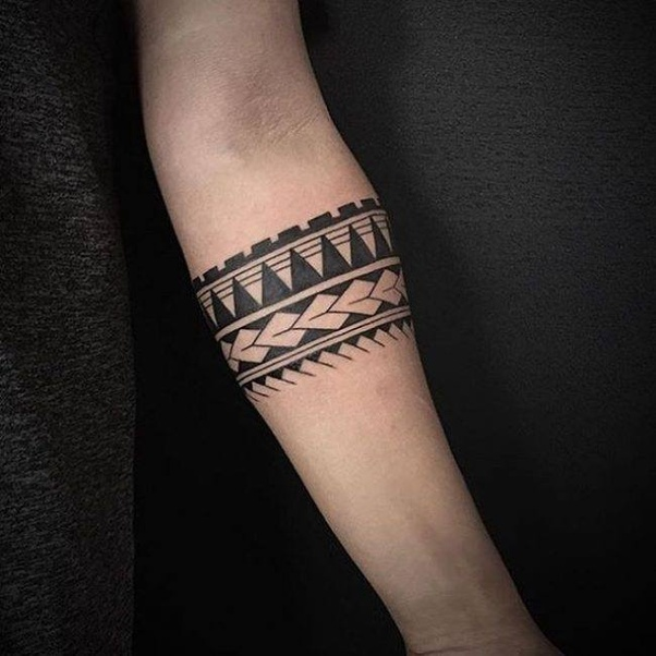How Long Would It Take To Complete A Simple Armband Tattoo Quora