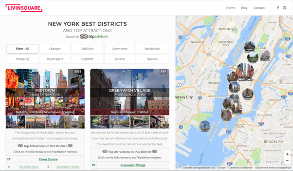 Best Areas To Stay In New York Read Reviews And Compare With Livinsquare