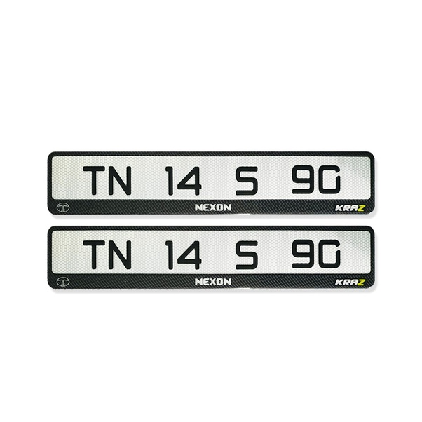 What Is The Most Creative Vehicle Number Plate You Have Seen In India Quora