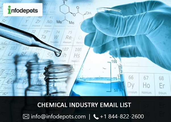 Where can I avail the best chemical industry Mailing Lists? - Quora