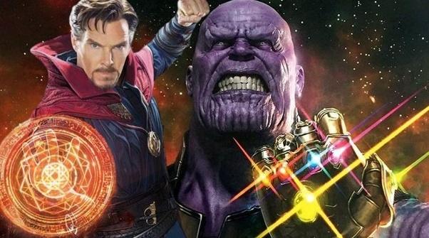 SPOILER for Avengers: Infinity War: Why didn't Dr  Strange