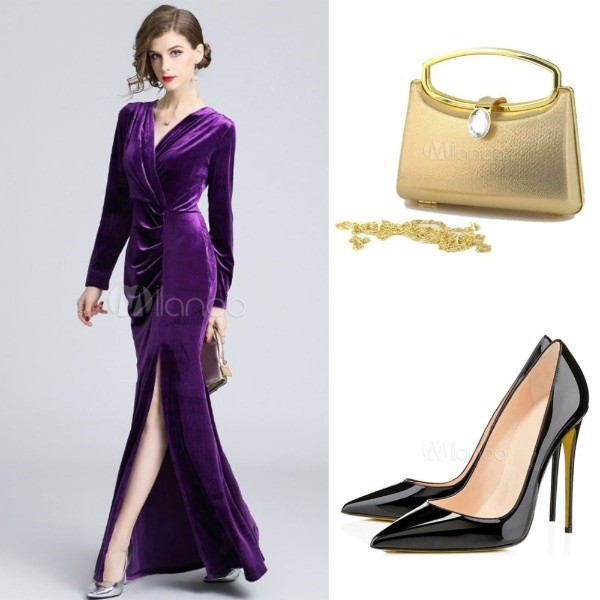What Colors Go With A Plum Dress Quora
