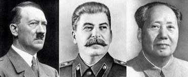 Image result for Hitler stalin Mao