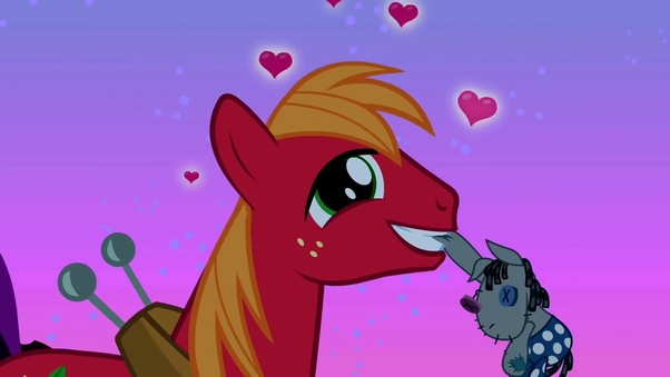 When simply enjoying MLP (My Little Pony), have you ever