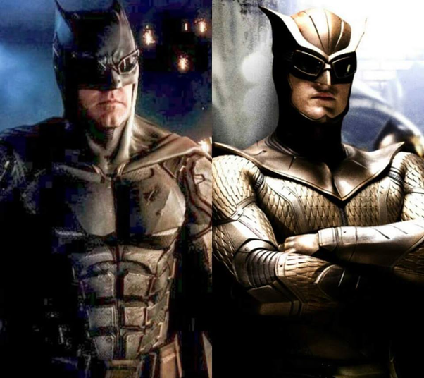 What S The Difference Between Nite Owl And Batman Quora