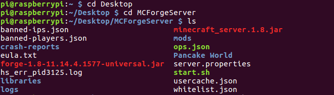 How to enable mods on a Minecraft Forge 1 8 Server - Quora