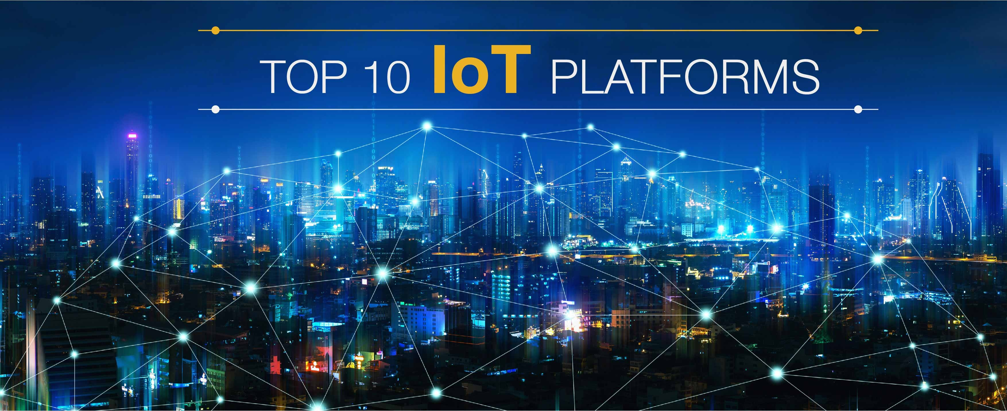 Which is the best platform for IOT? - Quora