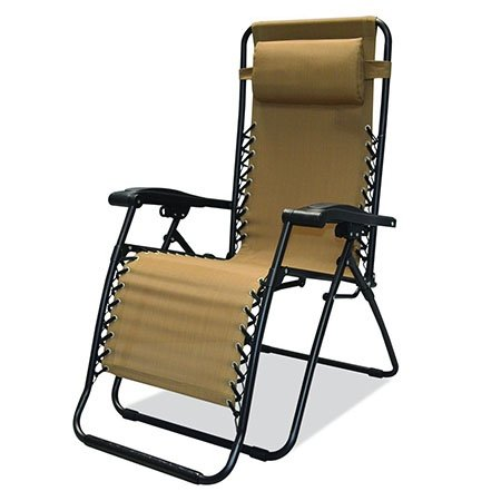 Caravan Sports Infinity Zero Gravity Chair Is Fundamentally Designed With  Durable Textaline Fabric Suspended By Double Bungee System Which Offers The  ...