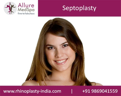 Plastic Surgery: Is it possible to get septoplasty and