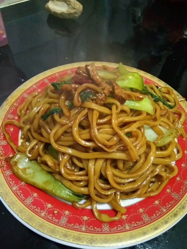 What are the differences between lo mein and chow mein ...