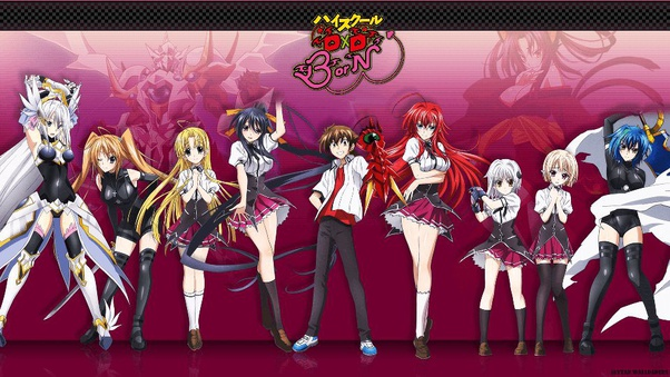 What Order Should I Watch Highschool Dxd In Quora