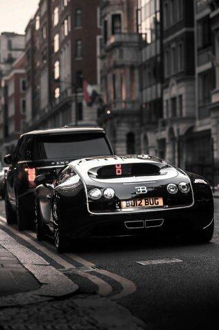 Bugatti Luxury Cars