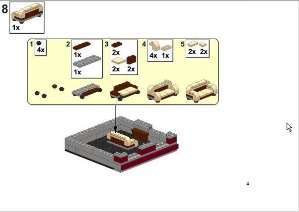 How To Make My Own Lego Building Instructions Quora