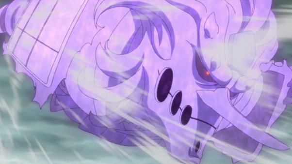 Whose Susano is the strongest, Sasuke's or Itachi's? - Quora
