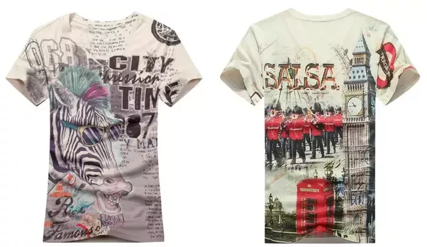 What are the best places to get t-shirts printed in New York City ...