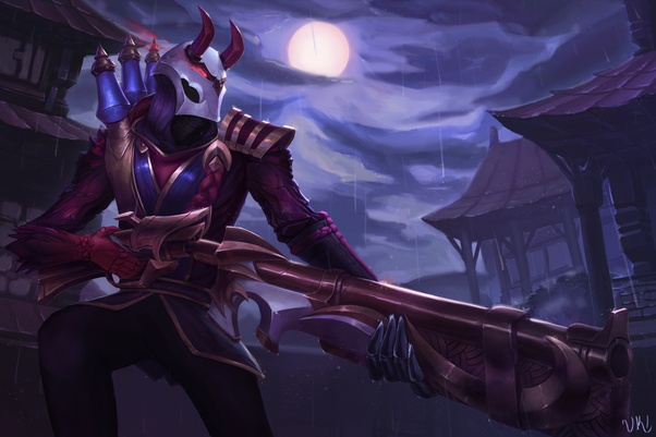 To important thing to do with Jhin is to build as much attack damage and  critical strike chance as possible.