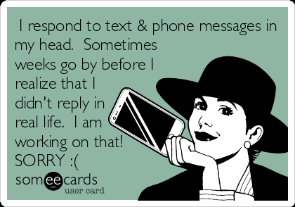 Don t respond to her text