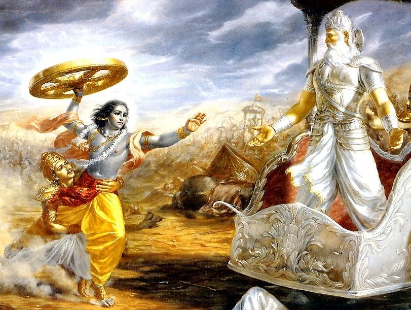 Who Can Defeat Bhishma In The Mahabharata Quora