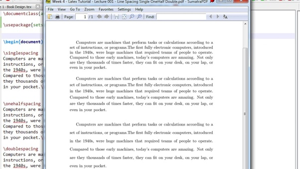Is A Cover Letter Double Spaced from qph.fs.quoracdn.net