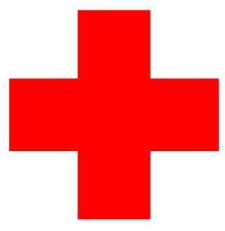 why is a plus used as a medical symbol and not any other