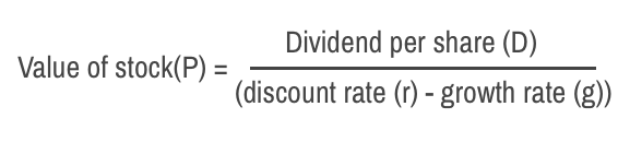 How to calculate the intrinsic value of a stock? - Quora