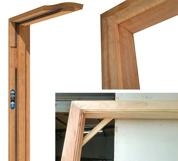 Is concrete door frames better than traditional wooden frames in ...