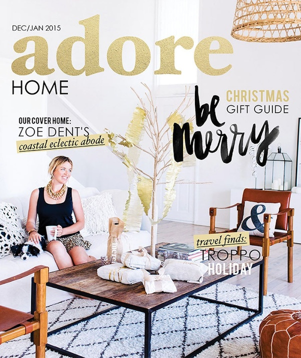 Adore Home Is An Australian Magazine That Features The Best In  Modern But Quirky Decor. Amazing Magazine That Features Fun, Fresh  Interior, And Entertaining ...