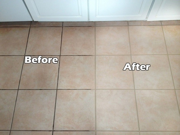 How To Get Excess Grout Off Of Tile Quora - Cleaning grout off porcelain tile