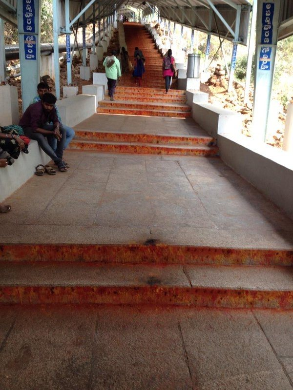 Will It Be Very Difficult To Climb Steps At Tirupati Or
