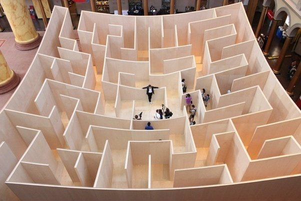 How to design a house like a maze to confuse a thief - Quora