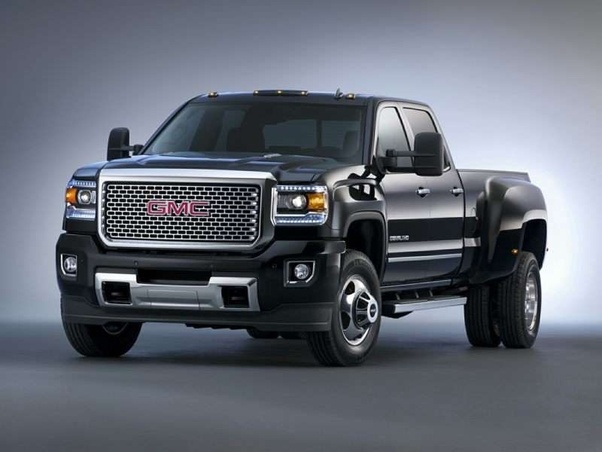 Why would anyone buy a Dually pickup truck? Why not buy a ...