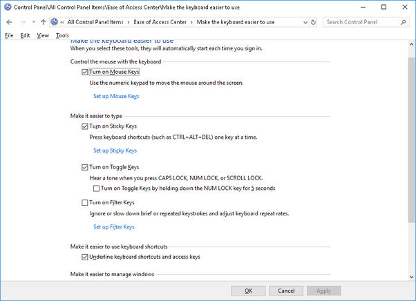 How to turn off the keyboard sound on Windows 10 - Quora