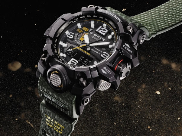 Which Is The Best Casio G Shock Watch Going Into 2018 Quora