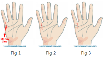 Which is money or wealth line in your hand as per Palmistry