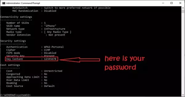 How to find my WiFi password on my computer - Quora