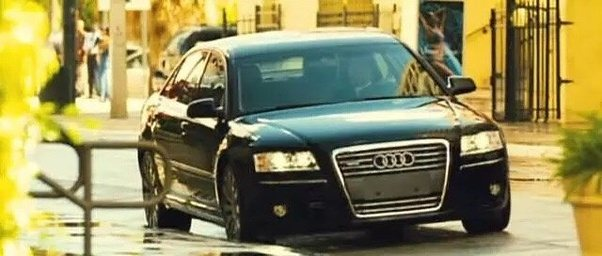 Its An Audi A W