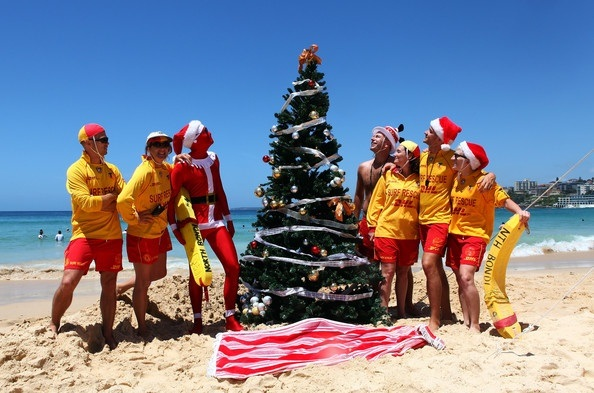 here is a typical christmas day in australia - When Is Christmas Celebrated